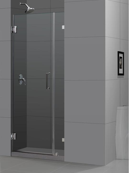 Para duchas simple mamparas para ducha de obrabancos o - Puertas para duchas ...
